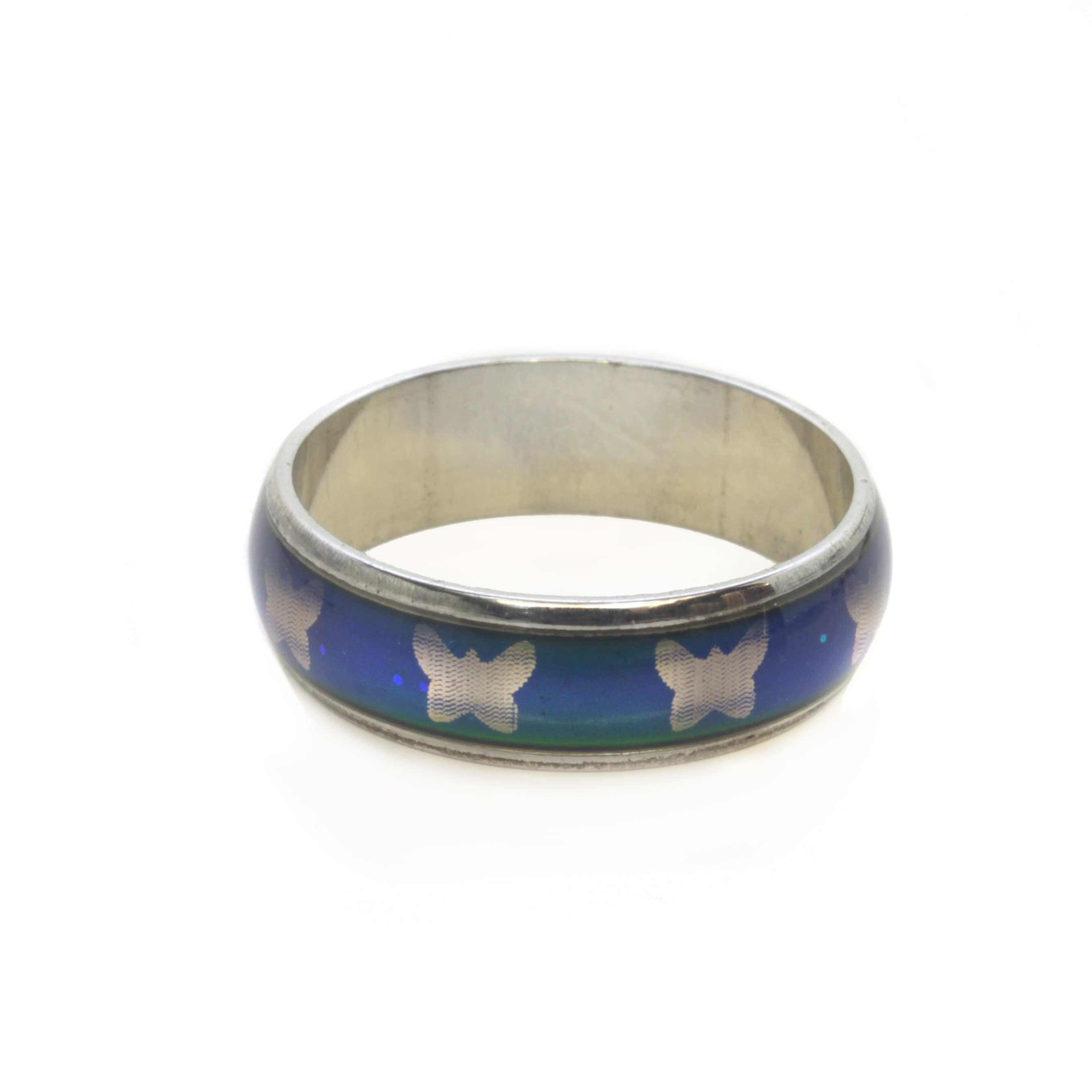 Girls Mood Ring: Butterflies